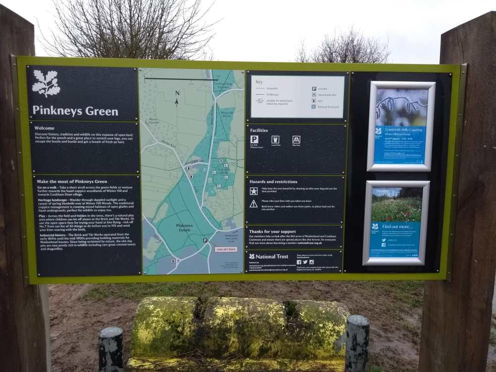 Pinkneys Green National Trust