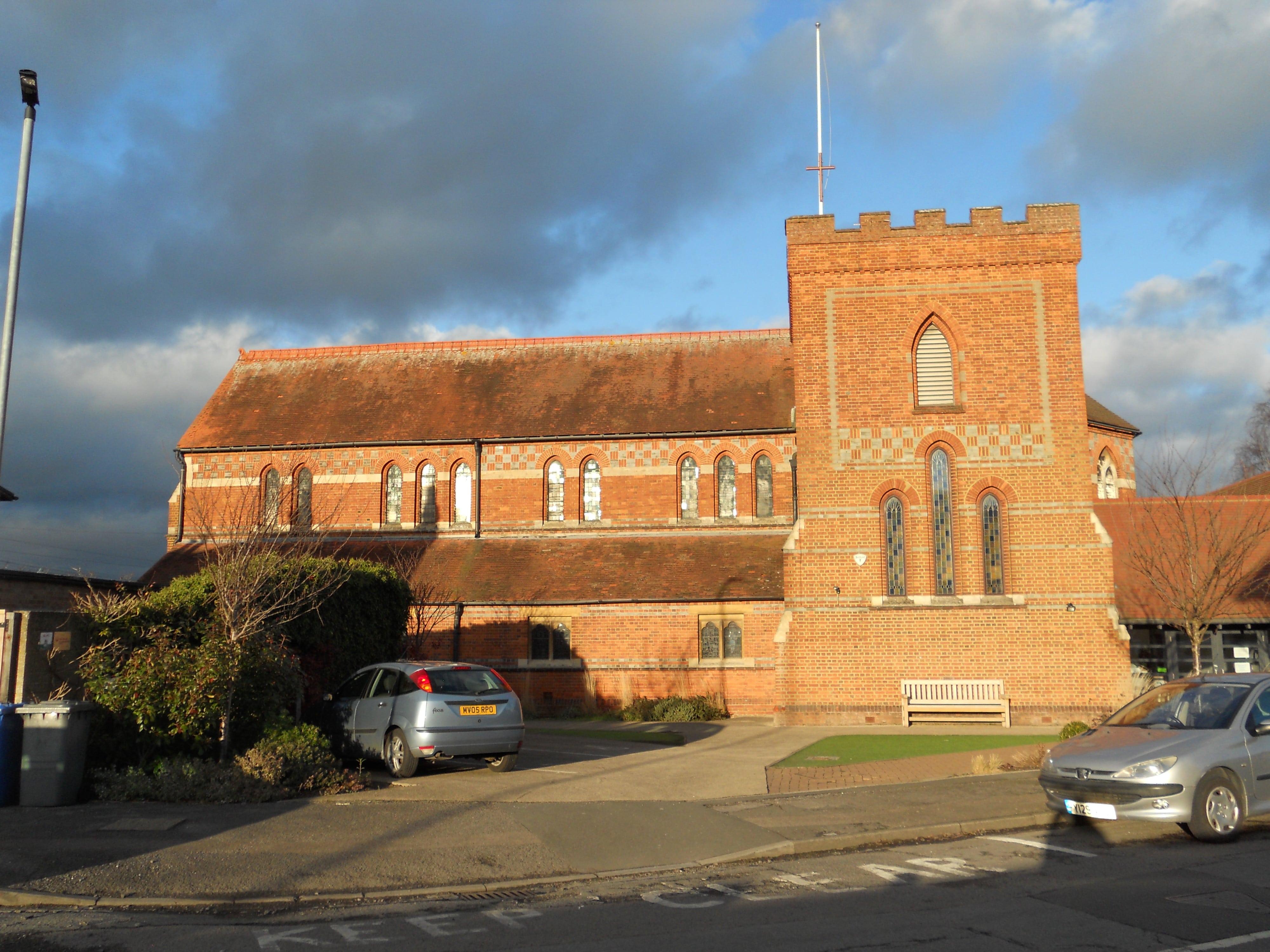 St. Peters Church Furze Platt