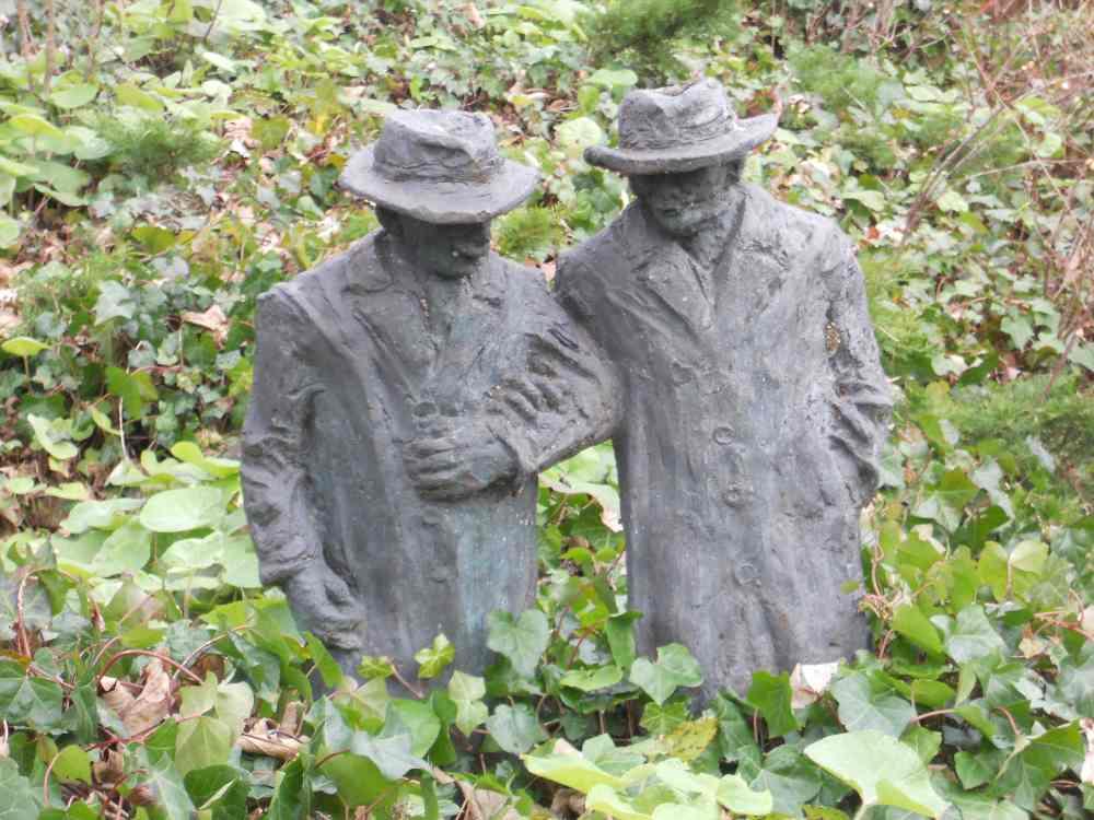 Vintage Boys on Ray Mill Island