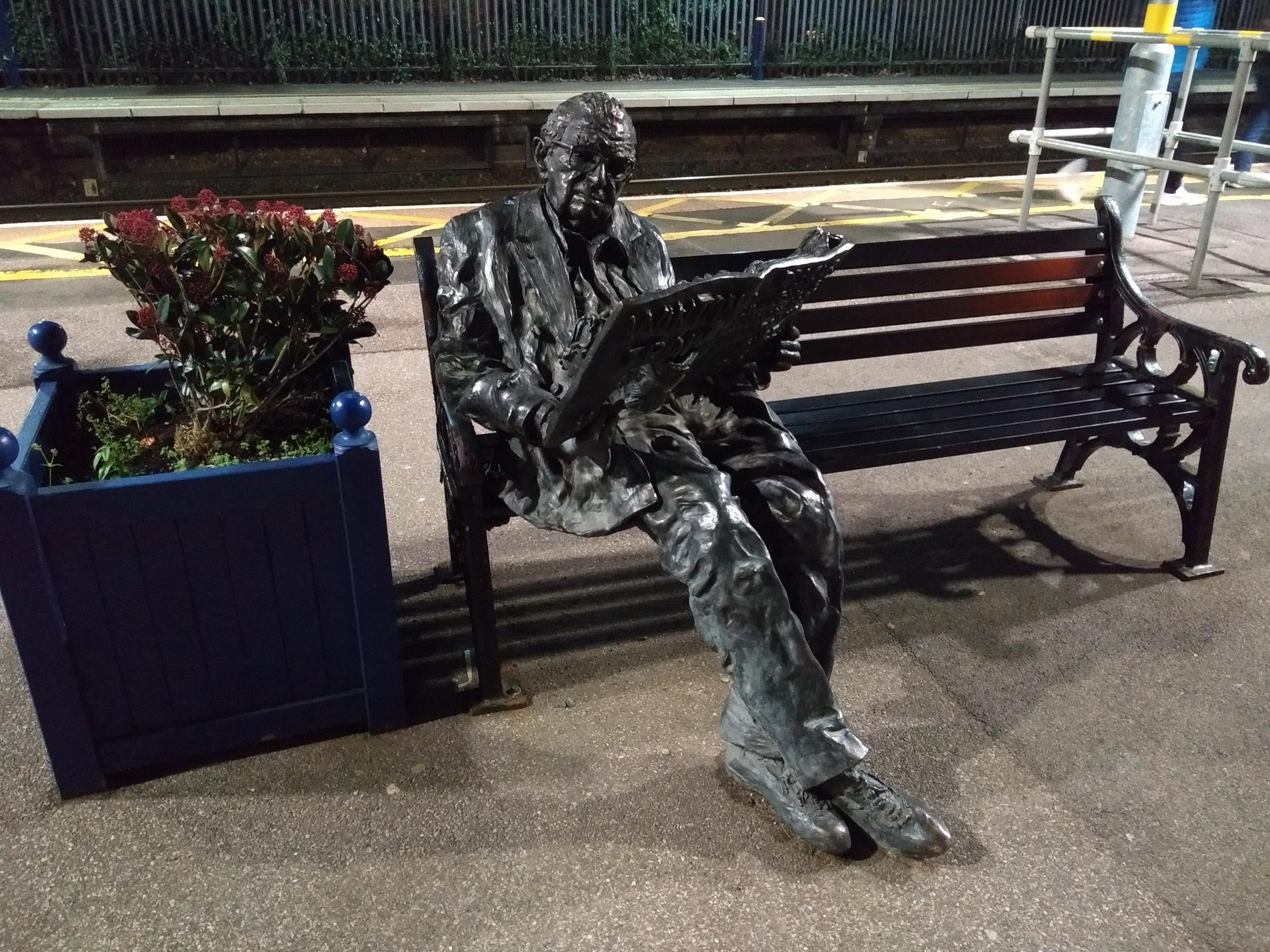 Sir Nicholas Winton Statue