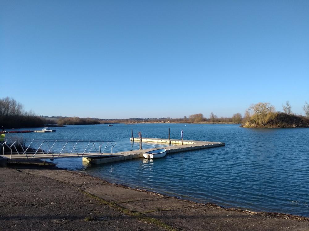 Maidenhead Sailing Lake