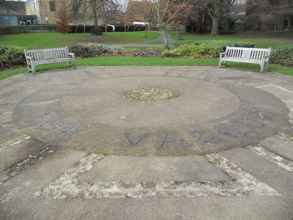 Memorial garden - For Valour