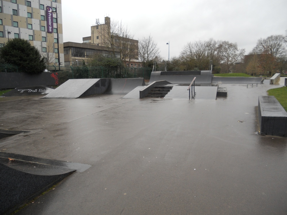 Kidwells Park Skate Park
