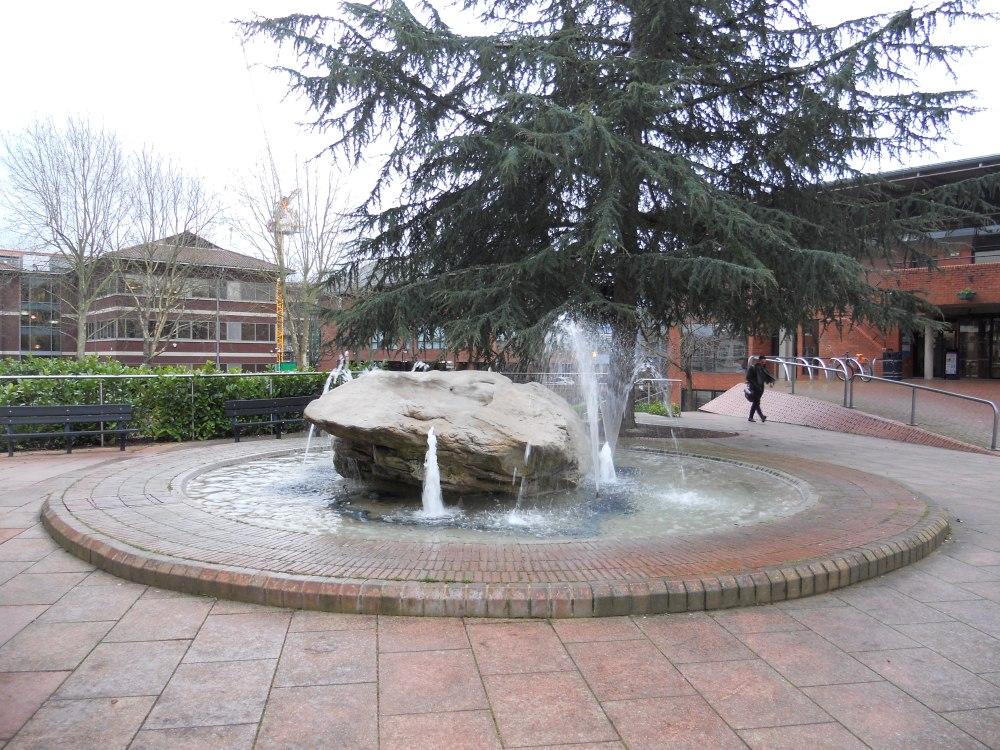 Maudsley Memorial Garden Fountain