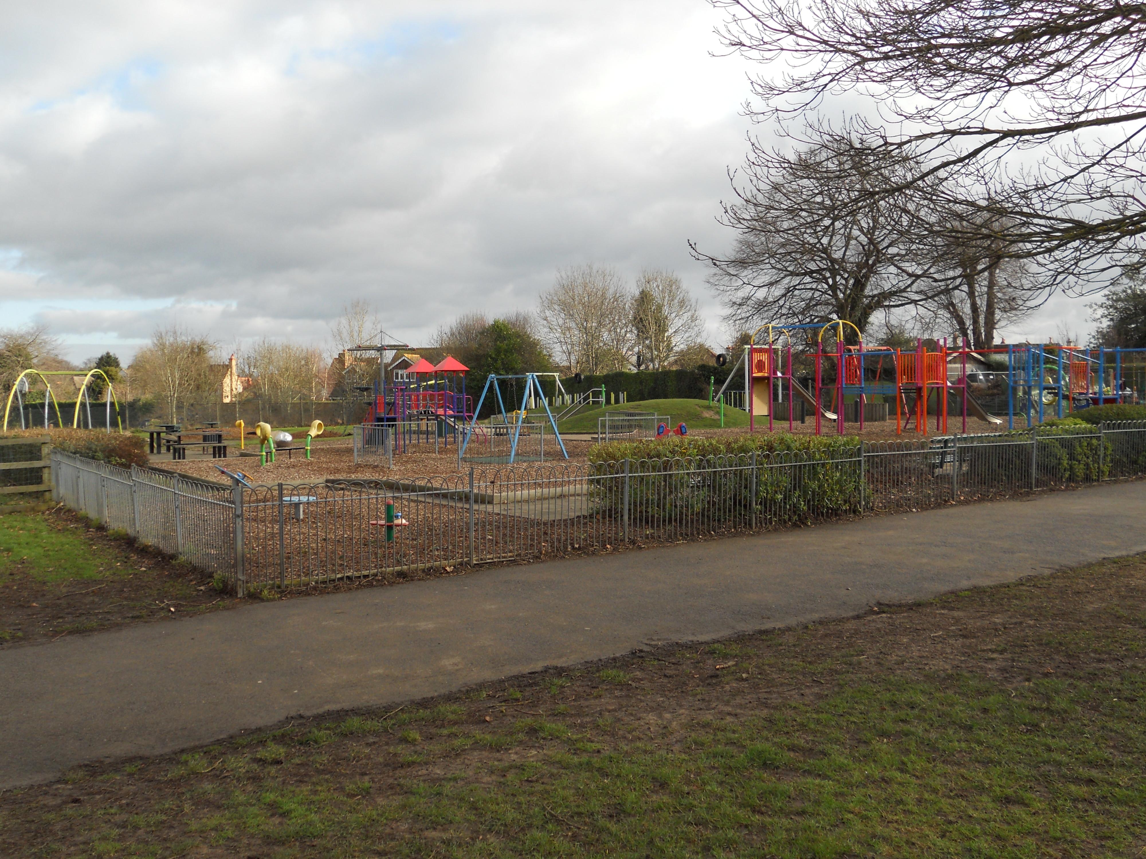 Oaken Grove kids Playground