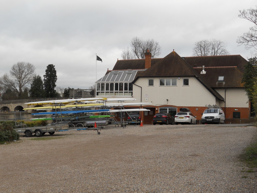 Rowing Clubhouse