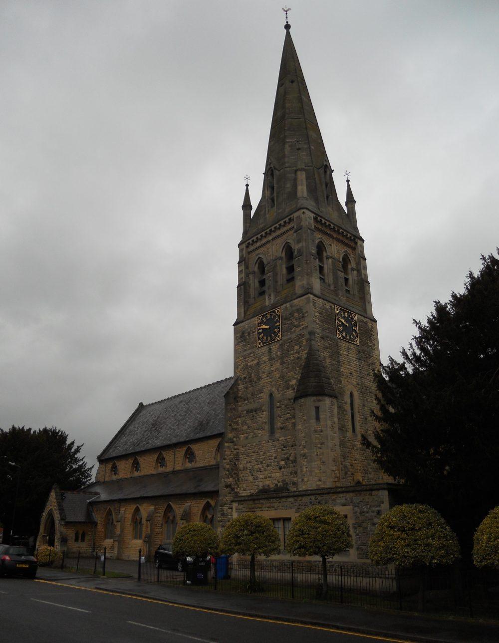 St Lukes Church