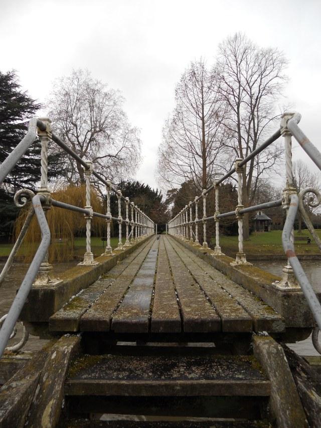 Guards Club Park bridge