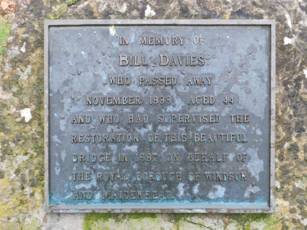 Guards Club Park memorial stone plaque