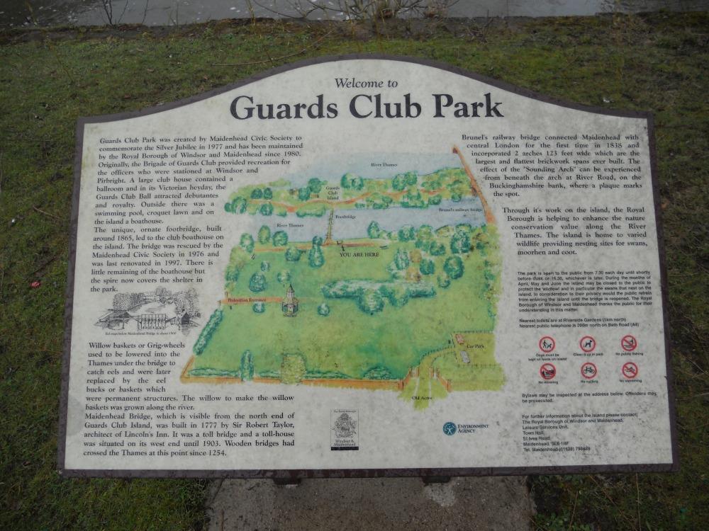 Maidenhead Guards Club Park