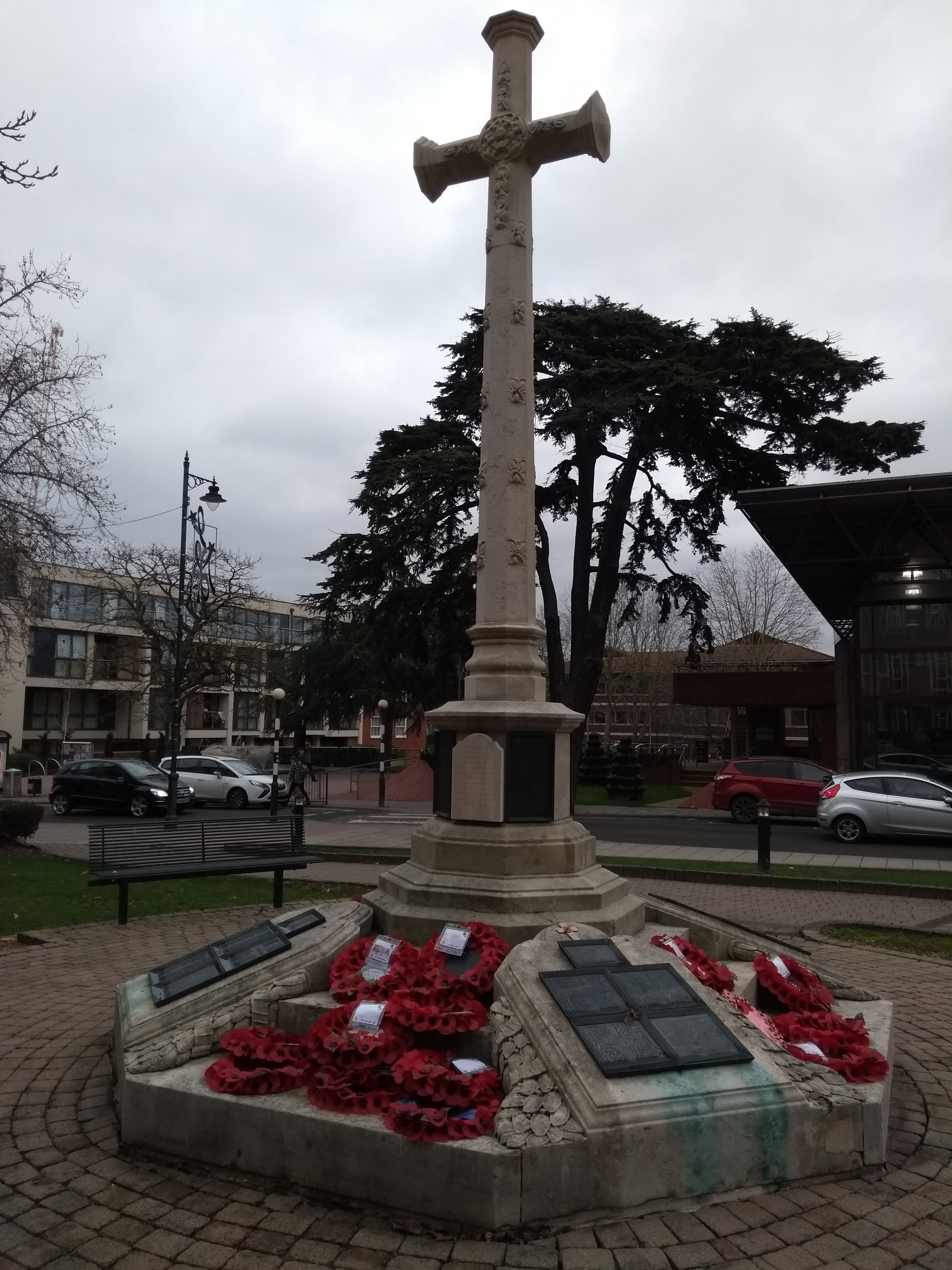 World War 1 and 2 Memorial