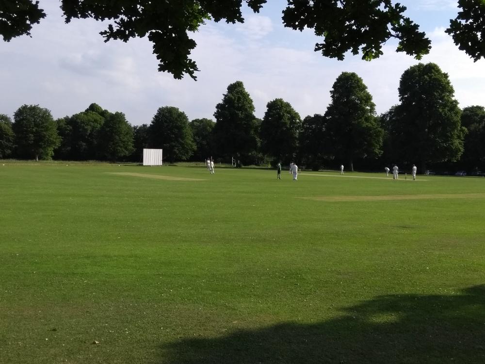 Pinkneys Green Cricket Ground