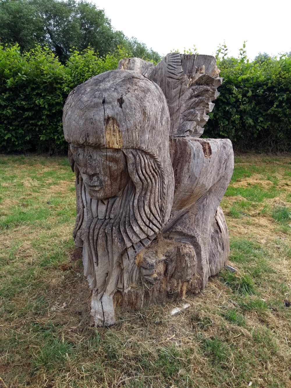 Guardian on North Town Moor