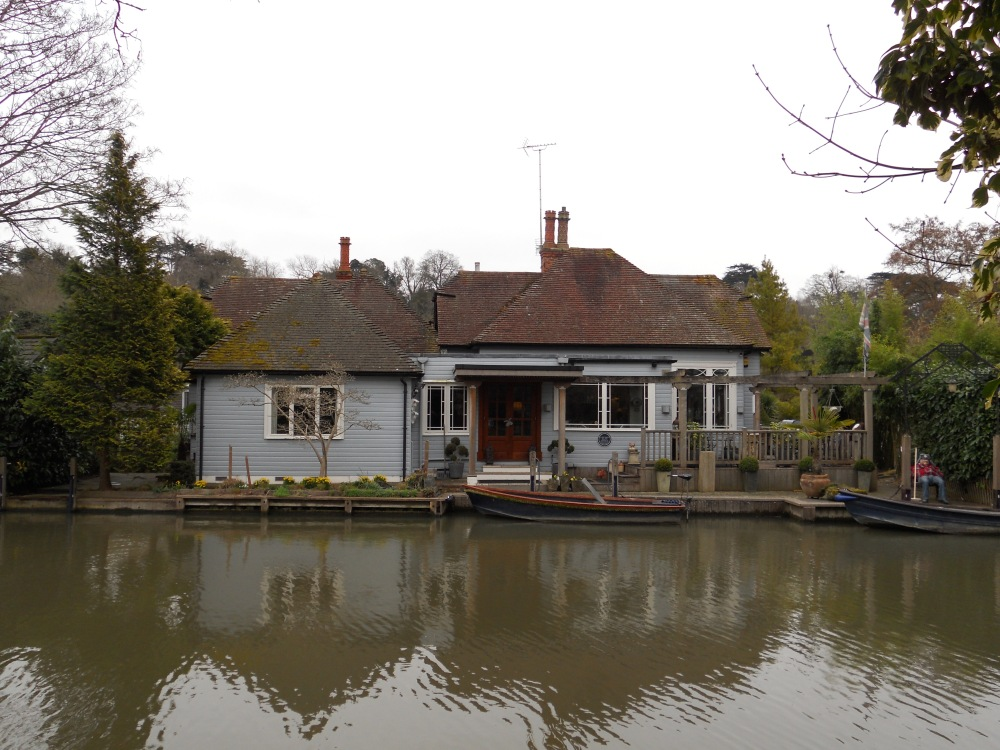 House on Ray Mill Island