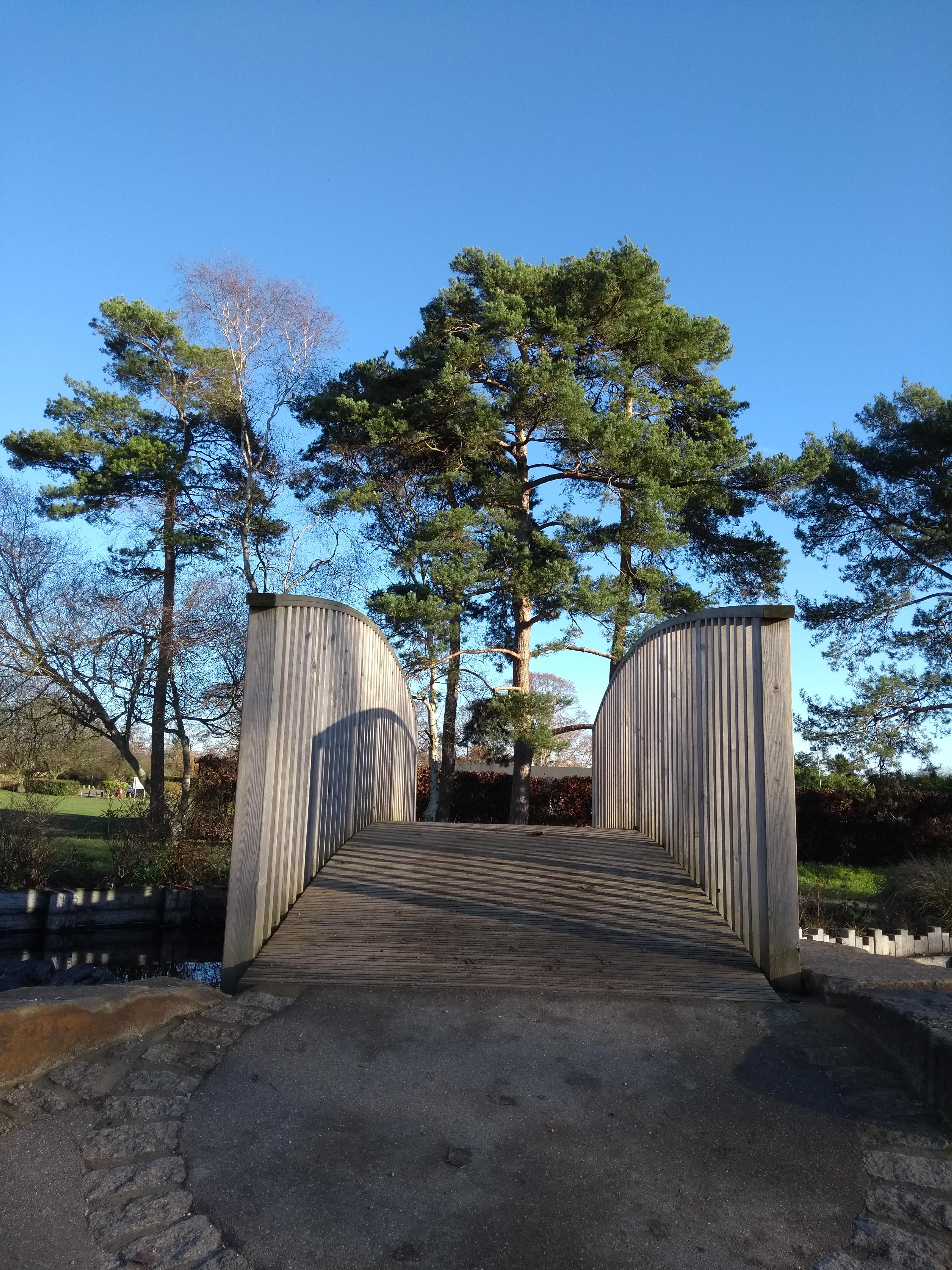 Sir Nicholas Winton Memorial garden