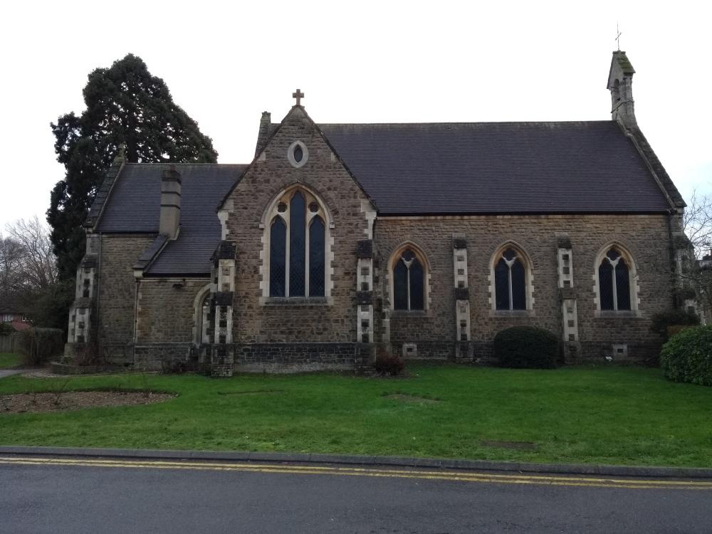 St Mark's Hospital Church