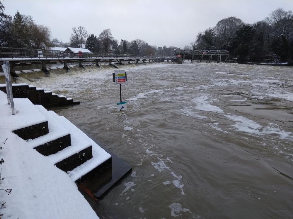 Boulters Weir